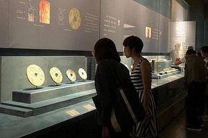 Trung Quốc: Phát lộ chiếc đĩa ngọc 4.300 năm tuổi