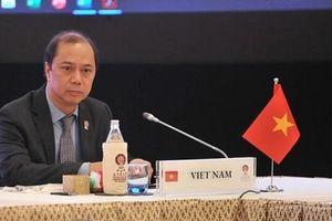 Việt Nam dự các cuộc họp quan trọng chuẩn bị cho AMM52, ASEAN+3 và EAS