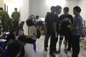 Sẽ trục xuất gần 400 người Trung Quốc vận hành đường dây đánh bạc quốc tế