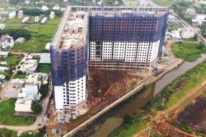 Giám đốc Sở Xây dựng Bình Dương nói gì việc Marina Tower xây vượt tầng?