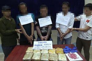 Hà Tĩnh: Bắt 3 đối tượng trong đường dây vận chuyển ma túy số lượng 'khủng' từ Lào về Việt Nam