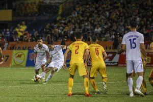 Lịch thi đấu vòng 19 V-League 2019: Nam Định đấu HAGL, Hà Nội FC dễ thở