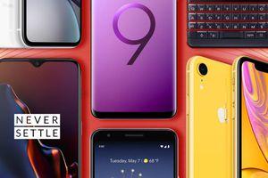 5 smartphone tốc độ xử lý tốt và khả năng bảo mật cao