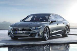 Audi S7 2020 chốt giá bán, cạnh tranh Mercedes-AMG CLS 53