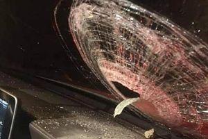 Xuất hiện tình trạng ném đá vào ô tô trên cao tốc Hà Nội – Thái Nguyên