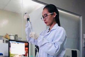 Sinh viên đam mê nghiên cứu khoa học