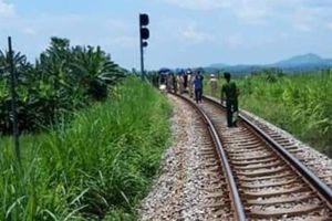 Lái tàu bất ngờ rơi xuống đất tử vong khi tàu vừa chạy qua ga ở Phú Thọ