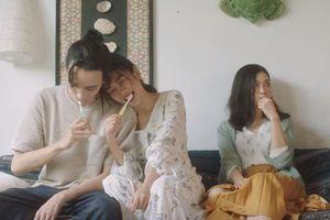 Có một 'tiểu tam' nhẹ nhàng, dễ thương trong MV của Suni Hạ Linh