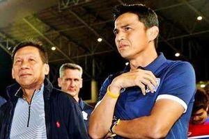Thái Lan hy vọng trưởng đoàn đem lại may mắn khi gặp tuyển Việt Nam