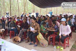 Vụ chặn xe vào bãi rác tại xã Tam Xuân 2 (H. Núi Thành, Quảng Nam): Chưa nhận được sự đồng thuận của người dân