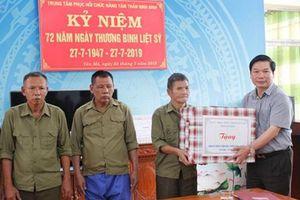 Sở LĐ-TB&XH Ninh Bình thông tin về gói thầu 8,7 tỷ đồng 'mua bánh kẹo' tặng dịp 27/7