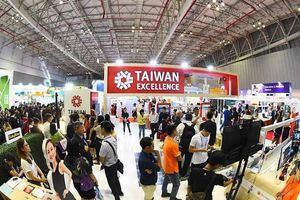 Tiếp cận công nghệ xanh tại Taiwan Expo 2019