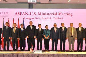 Ngoại trưởng Mỹ: Asean cần kiên quyết, không tránh vấn đề phức tạp