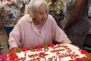 Bí quyết sống thọ của cụ bà 107 tuổi là... không lấy chồng