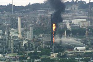 Mỹ: Cháy nổ tại một nhà máy của ExxonMobil, ít nhất 66 người bị thương