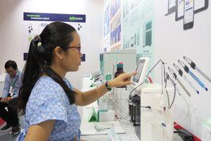 Khai mạc Triển lãm Quốc tế chuyên ngành y dược lần thứ 19