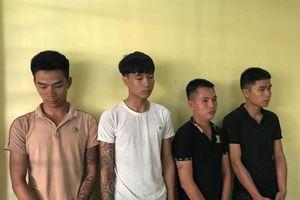 Nhóm xăm trổ ném mắm vào nhà ở Đồng Nai để đòi nợ thuê