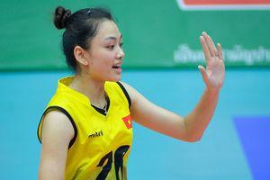 Bóng chuyền nữ Việt Nam quyết tâm bảo vệ chức vô địch VTV Cup