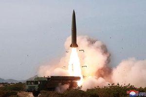 Hàn Quốc phát hiện Triều Tiên tiếp tục thử tên lửa mới ở bờ biển