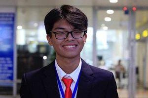 Chàng trai đầu tiên mang huy chương Olympic Hóa học quốc tế về cho Yên Bái ước mơ làm bác sĩ