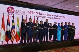 PTT Phạm Bình Minh dự các hội nghị ngoại giao ASEAN với đối tác