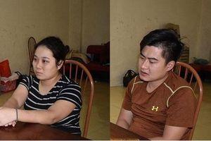 Bắt đôi nam nữ chuyên cướp giật tài sản ở Ninh Bình