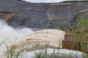 Thanh Hóa: Thủy điện Trung Sơn, Bá Thước xả lũ