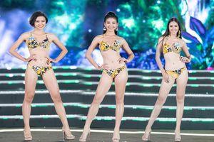 Mãn nhãn với màn thi bikini nóng bỏng của thí sinh Miss World Việt Nam 2019