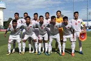 Cầu thủ trẻ SLNA tỏa sáng tại Giải vô địch U15 Đông Nam Á