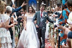 Cô gái gốc Việt làm dâu Hoàng gia Monaco