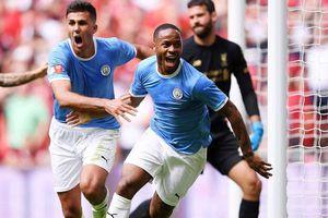 Đánh bại Liverpool, Man City đoạt Siêu cúp Anh năm thứ hai liên tiếp