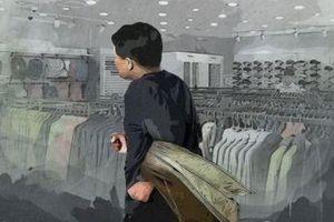 Một người Việt bị bắt ở Hàn Quốc vì trộm hơn 900 món quần áo