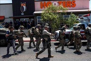 Xả súng tại Texas (Mỹ), gần 20 người bị thương
