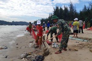 Quảng Ngãi: Ra quân dự án cộng đồng 'Tử tế với Sa Cần'