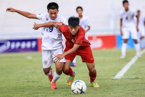 U15 Việt Nam giành quyền vào vòng bán kết giải U15 Đông Nam Á