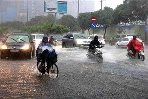 Bắc Bộ và Trung Bộ mưa lớn diện rộng, lũ trên các sông ở Thanh Hóa tiếp tục lên