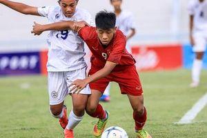 Dùng cầu thủ nghi gian lận 7 tuổi, Timor Leste vẫn mất vé bán kết cho U15 Việt Nam