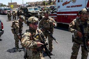 Texas: Xả súng gần khu mua sắm, có người thiệt mạng