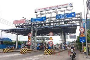 Tổng cục Đường bộ Việt Nam đề xuất 2 phương án xử lý bất cập trạm thu phí T2
