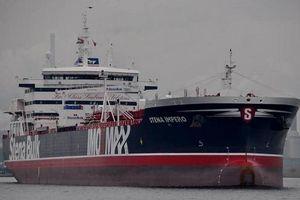 Tình báo MI-6: Nga đã có thể làm giả tín hiệu GPS và đưa tàu dầu của Anh sập bẫy Iran