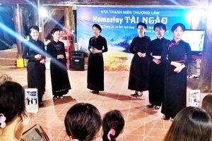 Những chàng Tài Ngào ở Thượng Lâm