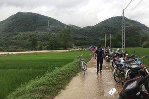 Phú Thọ: Ra sông quăng chài sau bão, một người bị lũ cuốn trôi