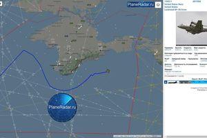 Radar Nga 'tóm sống' máy bay Mỹ do thám ngoài khơi bờ biển Crimea