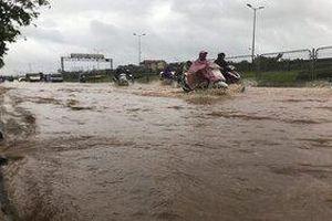 Những nơi nào ở Hà Nội có lượng mưa lớn nhất sau bão số 3?