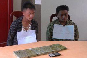 Điện Biên: Anh em ruột chi 600 triệu mua 6 bánh heroin mang từ Lào về bán