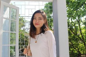 Chuyện showbiz: Ngắm nhan sắc đời thường của Hoa hậu Lương Thùy Linh