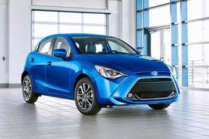 Toyota Yaris 2020 phiên bản hatchback sẽ có giá bán rẻ hơn dự kiến