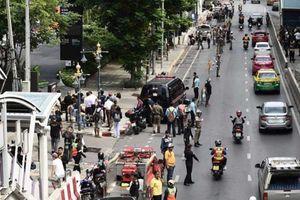 Sau vụ đánh bom, Thái Lan lo an ninh trận gặp Việt Nam
