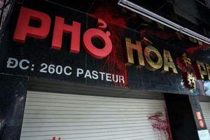 Chủ quán phở Hòa Pasteur chưa hết lo lắng