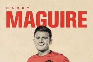 Man Utd công bố tân binh đắt kỷ lục